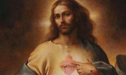 Jesus tem um coração apaixonado por você!