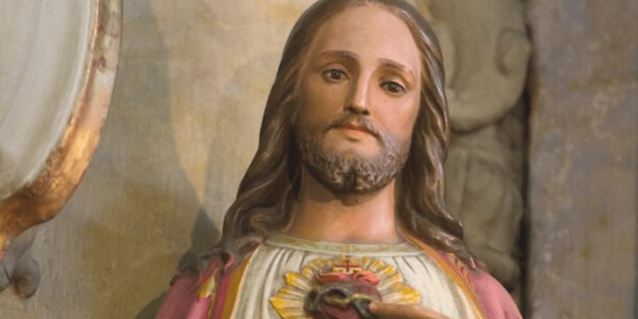 Amor Ardente do Sagrado CORAÇÃO DE JESUS
