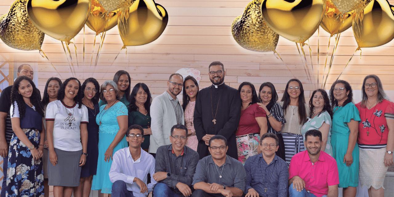 Comunidade Coração Fiel 16 Anos de Fundação