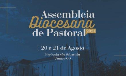 Assembleia Diocesana de Pastoral acontecerá nos próximos dias 20 e 21 de agosto