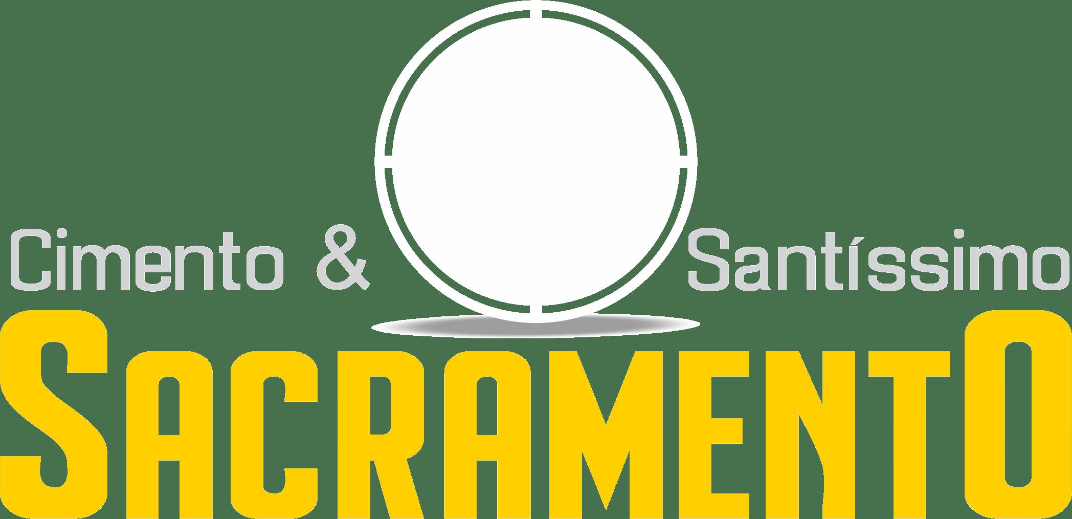 Cimento e Santíssimo Sacramento