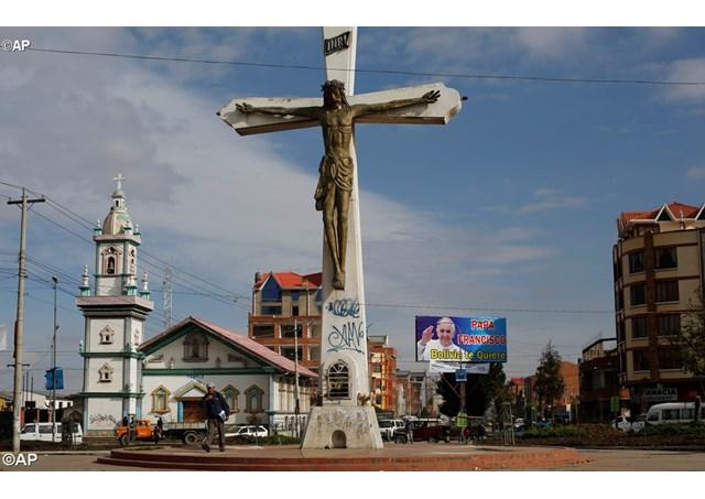 Visita Papa à América Latina