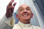 Na audiência, Papa Francisco 'candidata' as famílias para o Prêmio Nobel