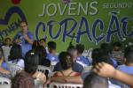 Papa na chegada à Bolívia: opção pelos últimos