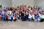 Comunidade Coração Fiel em missão no CDMJ em Minaçu