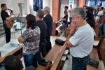 Junto com a Diocese de Uruaçu quais são as dioceses vacantes no Brasil?