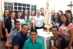 Peregrinação Coração Fiel no Santuário Nacional de Aparecida