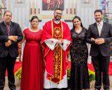 Aniversário Natalício Pe Delton Filho e Acolhida Pré-discípulos